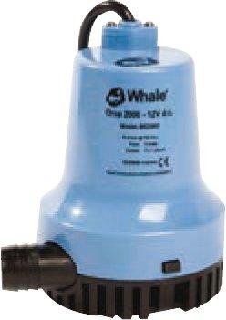 Whale - Whale Orca elektrisk länspump