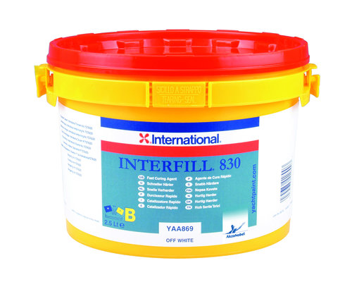 International - Interfill 830 epoxy