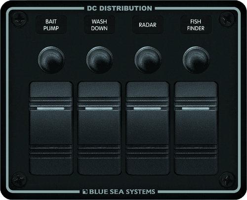 Blue Sea System - Panel Contura