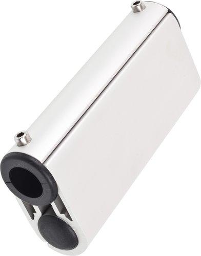 - Außenborderhalter für Heckkorb