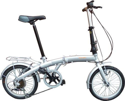 Watski - Cykel med 6 gear og 16'' tommer hjul