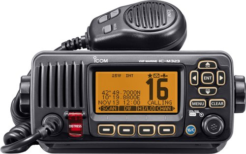 ICOM - VHF IC-M323 fra ICOM