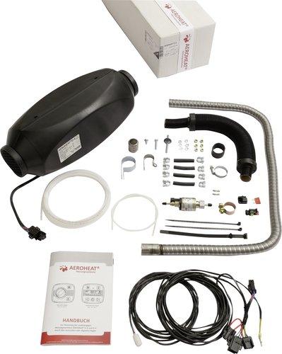 - Aeroheat Dieselheizung