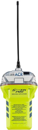 ACR - EPIRB, Global Fix GPS