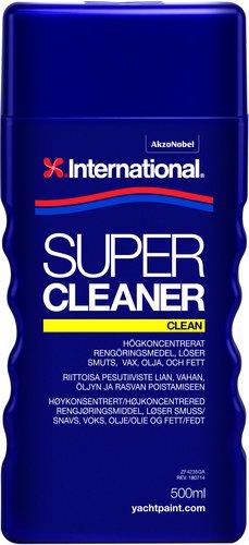 International - Super Cleaner - rengøringsmiddel fra International