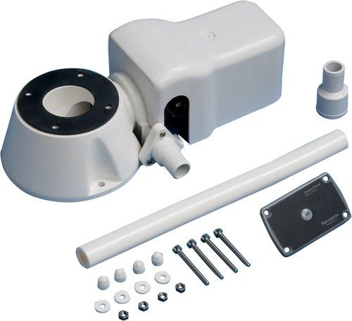 Ocean technologies - Konverteringskit til manuelt toilet