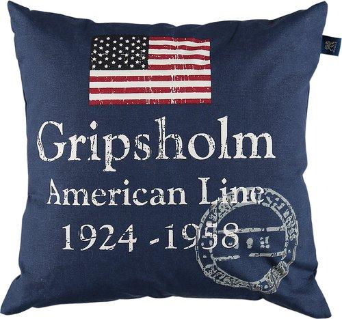 Gripsholm - Kuddöverdrag, American Line