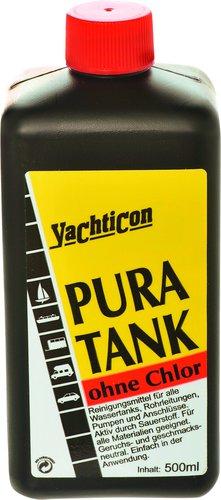 Yachticon - Pura tank - Tankrengøring
