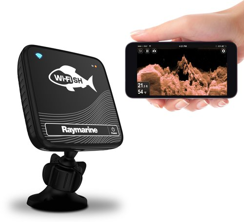 RayMarine - Ekolod, Wi-Fish, Raymarine