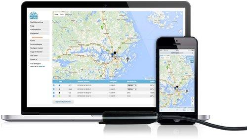 NorthTracker - NorthTracker Machine, GPS-spårning