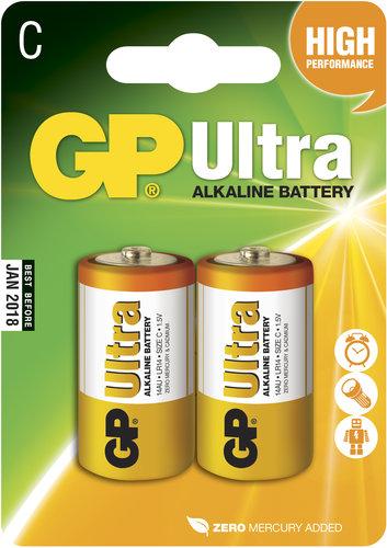 GP Alkaliske Batterier - Små-batterier