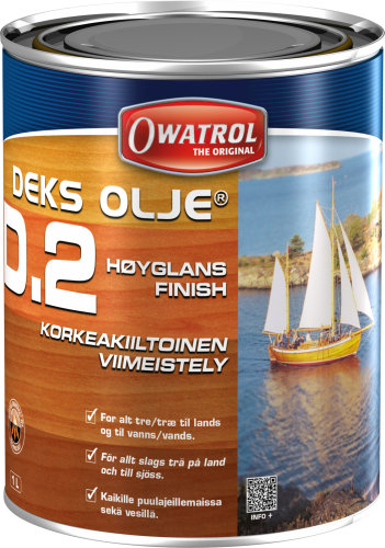 Owatrol - Owatrol Marine D2