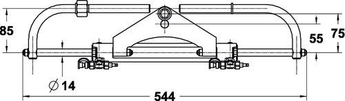 Lecomble & Schmitt - Hydraulstyrning LS175 PRO