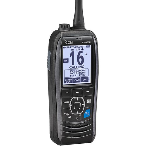 ICOM - ICOM IC-M93D bærbar VHF