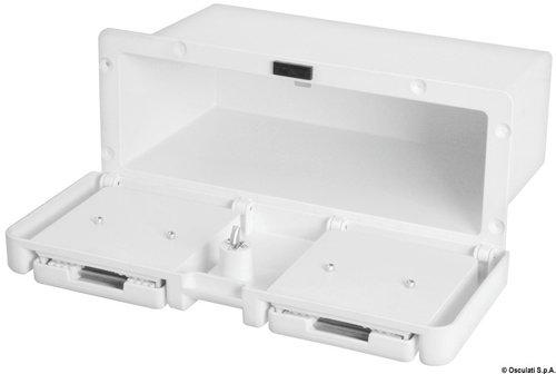 Osculati - Oppbevaringsboks med koppholder