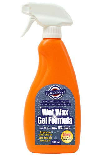 - Sharkbite Wet Wax Gel Formula 500ml
