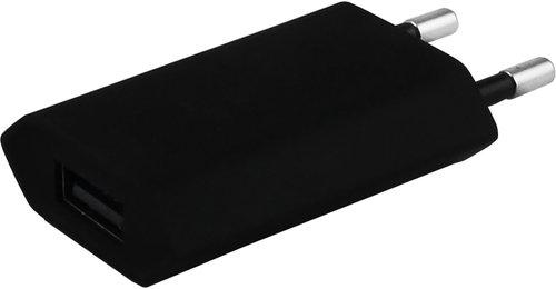 Champion (electronics) Usb laddare 230v 1a svart