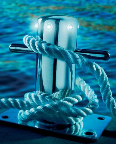Båtsystem - Bropullert med eller uden belysning