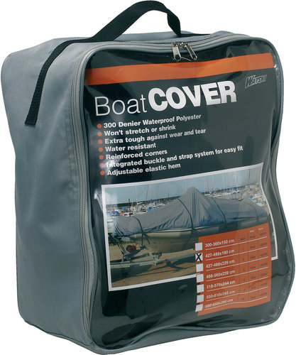 - Boat cover