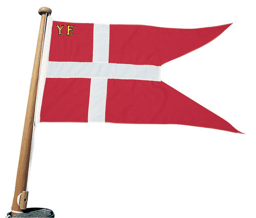 Adela Flagcenter - Bådflag bomuld