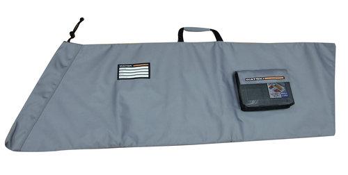 - Taske til ror, centerbord mm