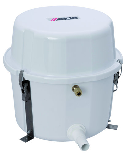 Komfort Dräneringskärl för gasolflaska 2-3 kg
