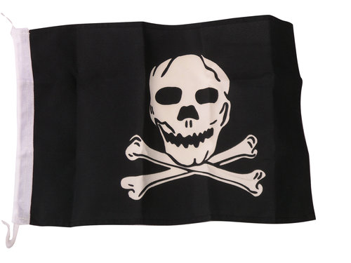 Adela Flagcenter - Pirat Flag