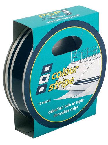 P.s.p Marine Tapes Ltd - Staferingstape (farvestribe) i 3 forskel. farver