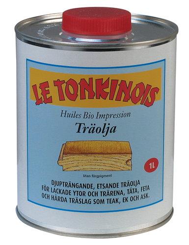 Le Tonkinois - Bio impression treolje