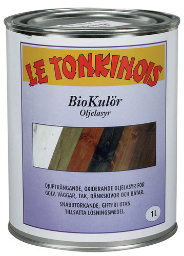 Le Tonkinois - Öllasur Biokulör (x)