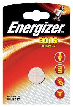 Energizer - Lithiumbatterier
