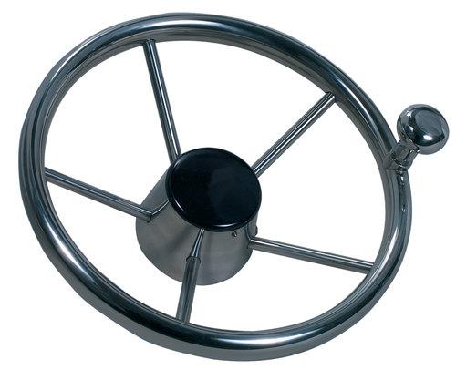 Båtsystem - Rostfria rattar