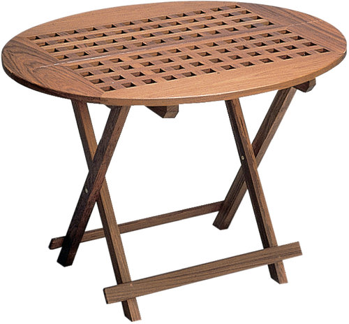 Roca - Fällbart ovalt bord