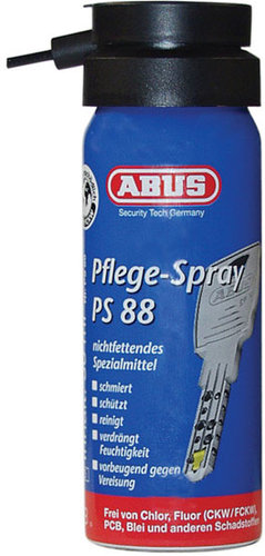 Abus - Låsspray, PS 88