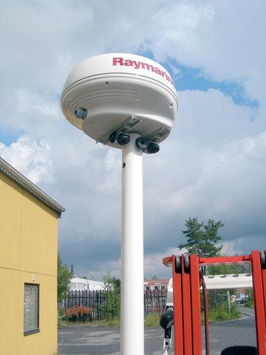 - Radarmast