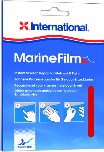 International - Marine Film - Gelcoat Repair