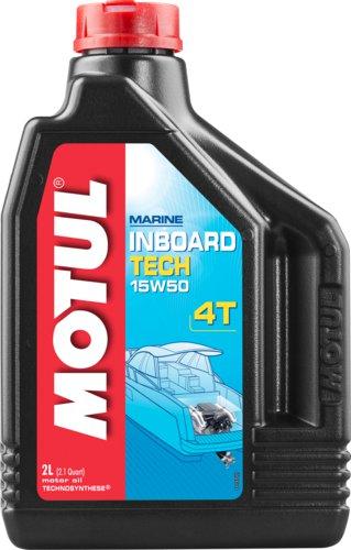 Motul - Olja Inboard Tech 4T 15W-50