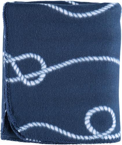 Gripsholm - Fleecepläd, Rope