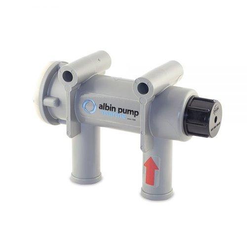 Albin Pump Marine - Vakuumventil 16mm