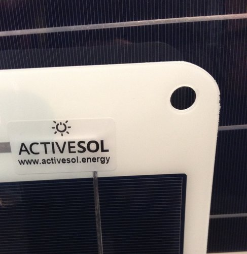 - Solpanel Active Sol Light