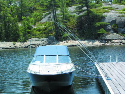 Dock Edge - Fortøjningsstang