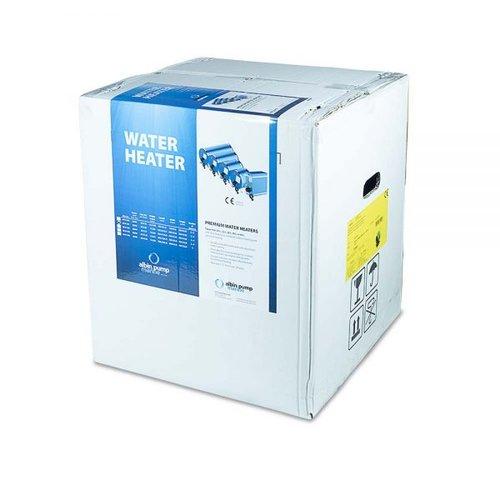 Albin Pump Marine - Varmtvandsbeholder, emaljeinderside,  22 liter