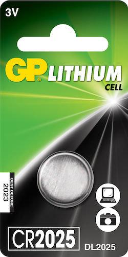 GP - Knapcelle-Batterier