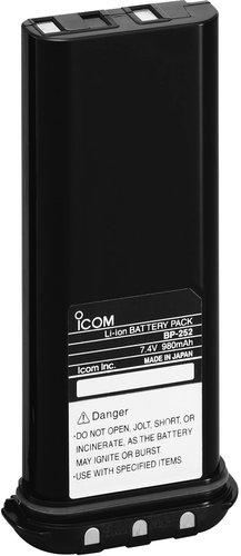 ICOM - ICOM batteri BP-252