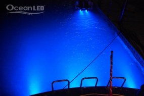 - Undervattensljus LED XT4 Xtreme Vit