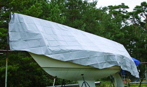 Watski - Formskuren PVC Presenning 600g/m2