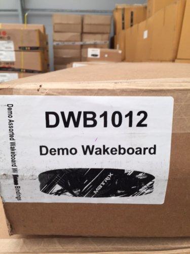 - Wakeboard komplet 2.sortering