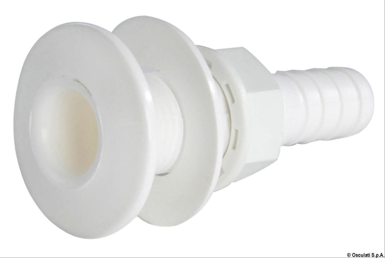 Bordsgenomföring osc 1 1/2 38mm plast