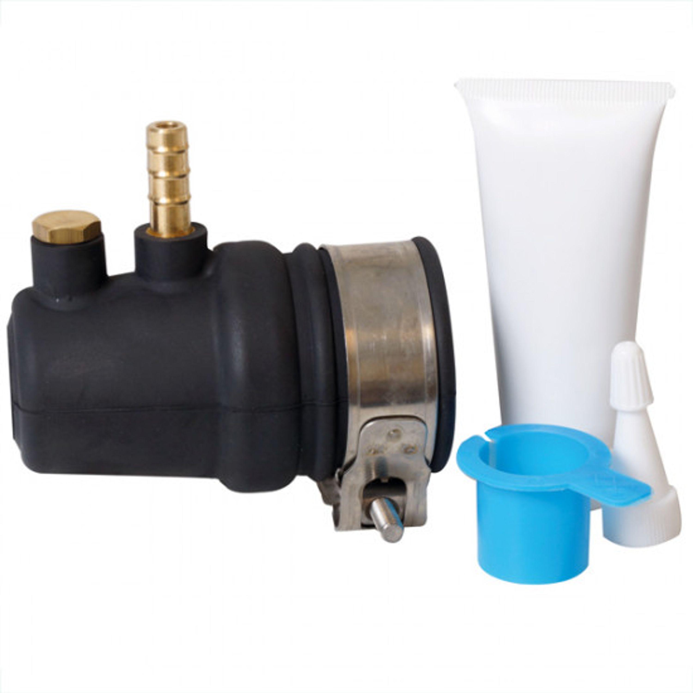 Propelleraxeltätning vattensmord självavluftande ø25mm axel