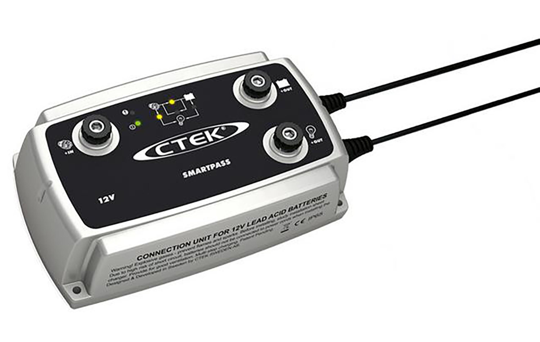 ctek smartpass energiemanagement batterie ladeger te. Black Bedroom Furniture Sets. Home Design Ideas
